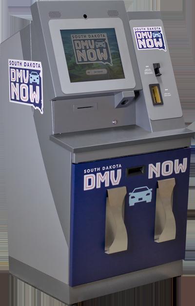 SD DMV Now Kiosk